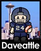 Daveattle Poster