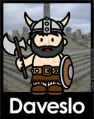 Daveslo Poster