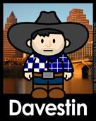 Davestin Poster