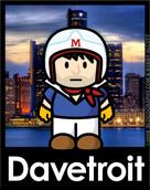 Davetroit Poster