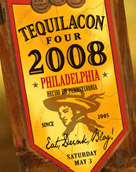 TequilaCon 2008 Poster