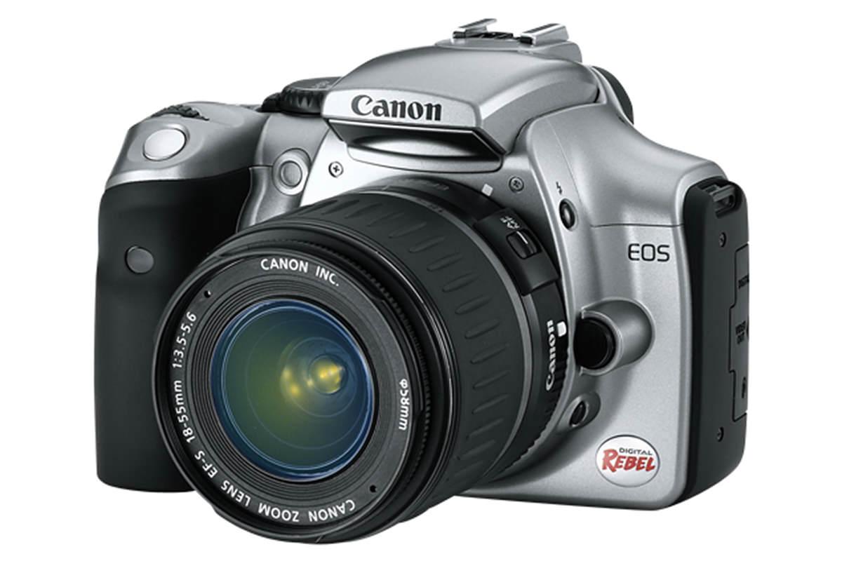 Canon EOS Rebel Digital