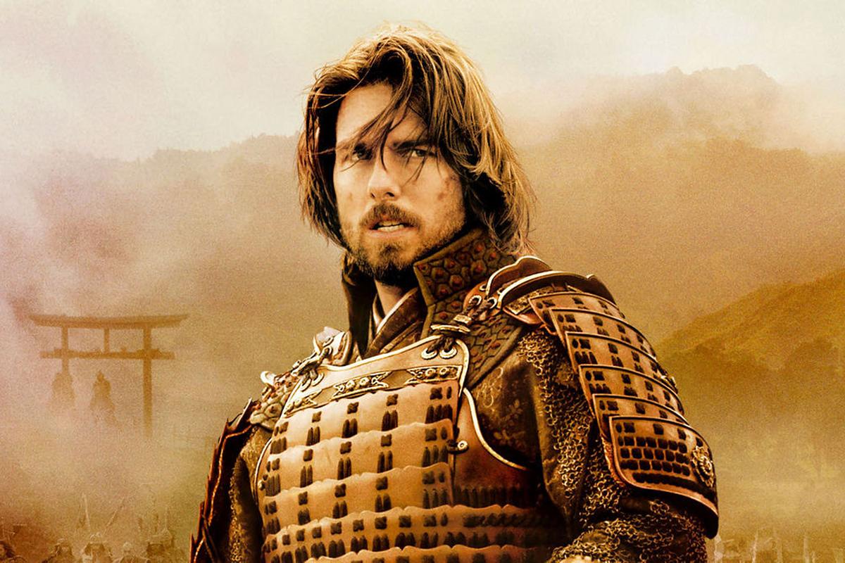 The Last Samurai.