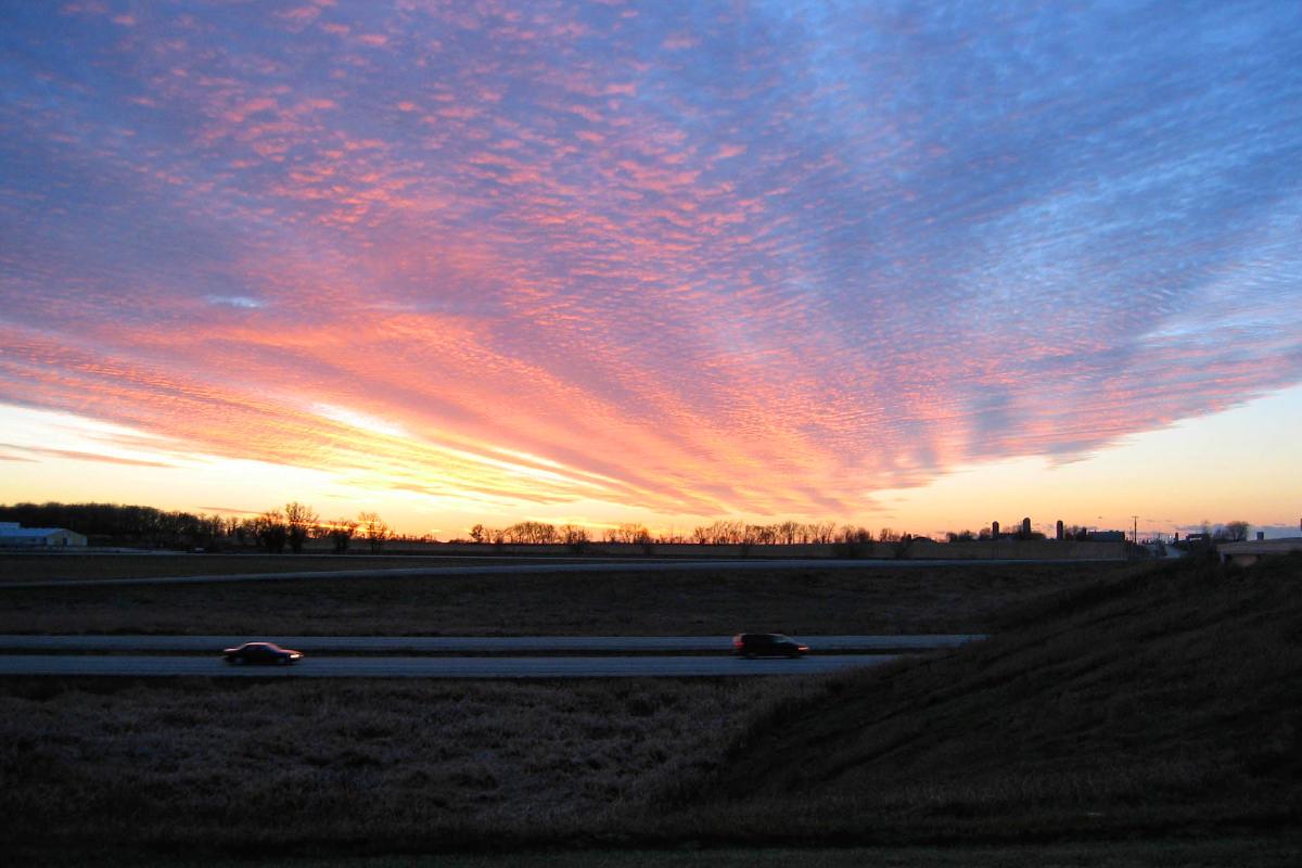 Lomira Sunset