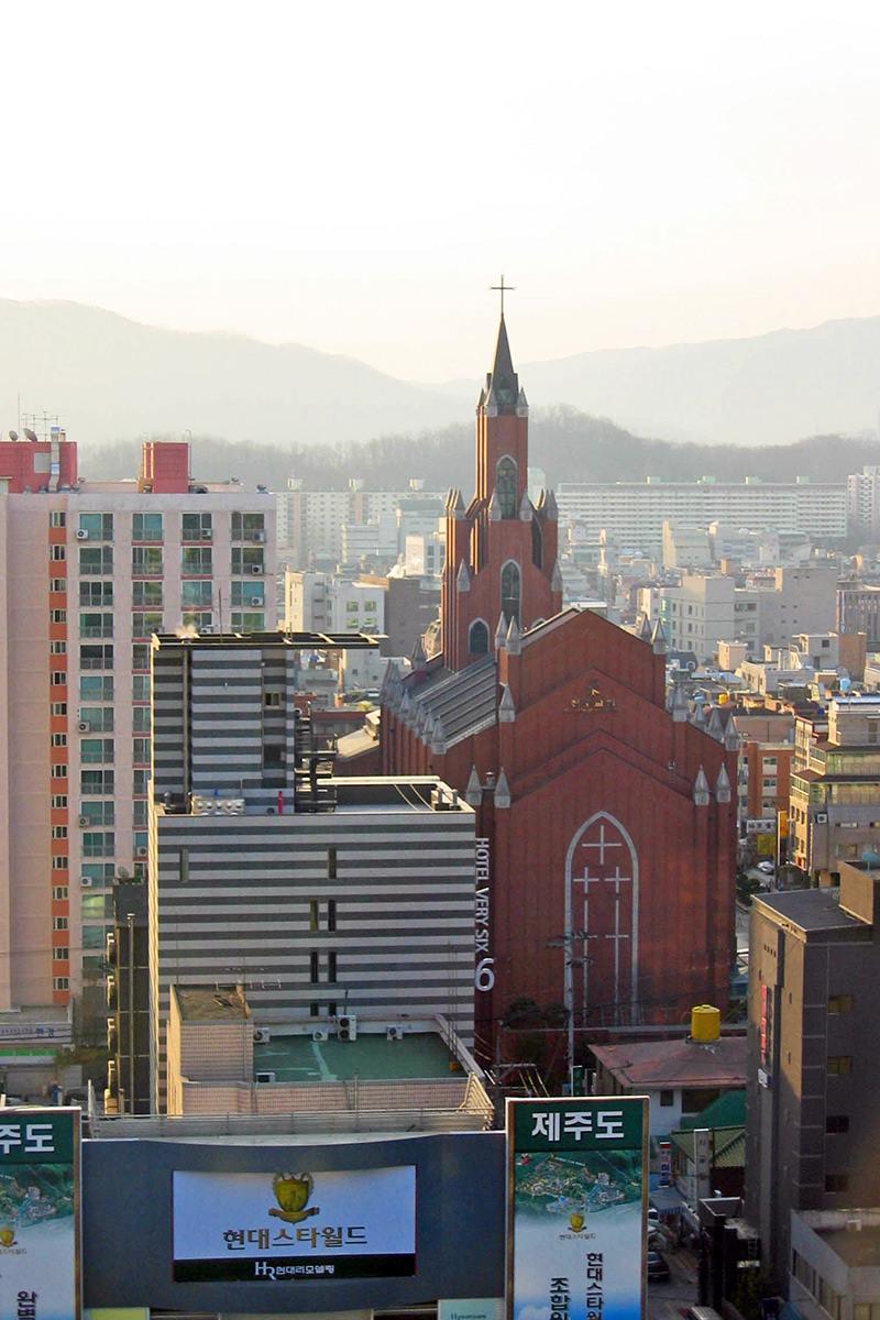I'm a Seoul Church...