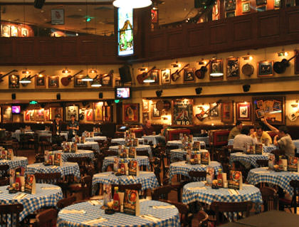 Distance Hard Rock Cafe To  And Dime Store