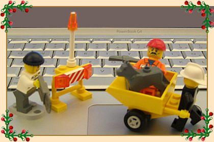Lego Holiday Eleven