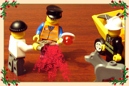 Lego Holiday Twelve