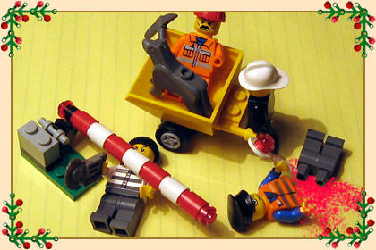 Lego Holiday Thirteen