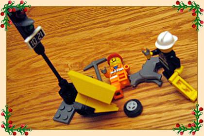 Lego Holiday Fourteen
