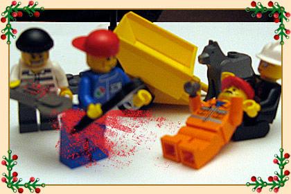 Lego Holiday Fifteen