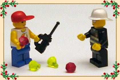 Lego Holiday Eighteen