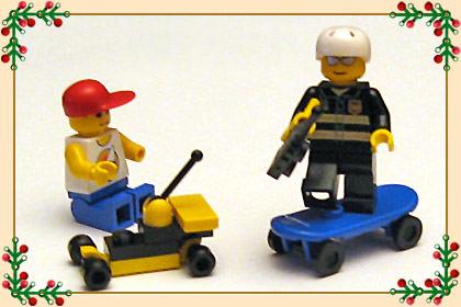 Lego Holiday Twenty