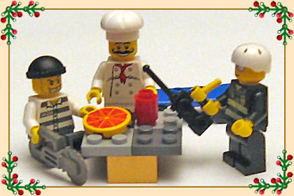 Lego Holiday Twenty-One