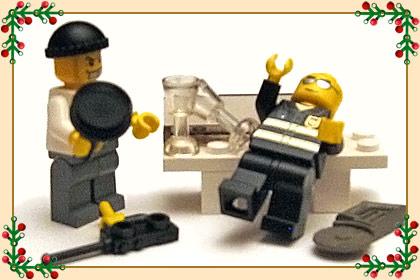 Lego Holiday Twenty-Two
