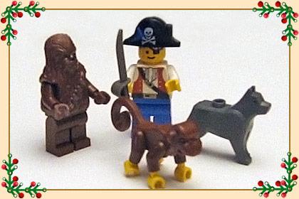 Lego Holiday Twenty-Four