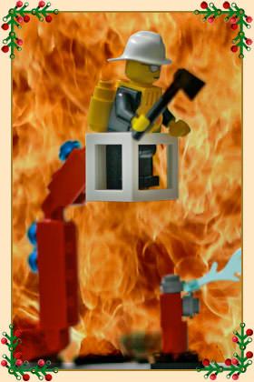 Lego Holiday Three