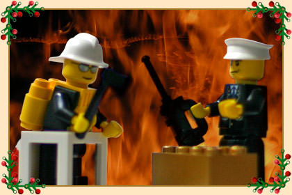 Lego Holiday Four