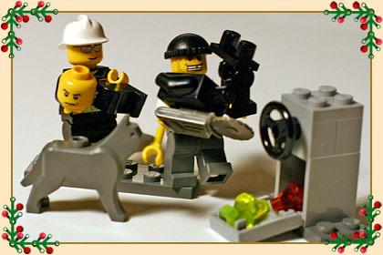 Lego Holiday Seven
