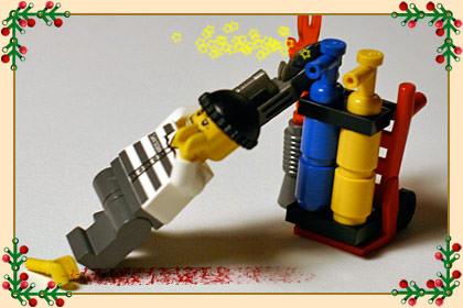 Lego Holiday Eight