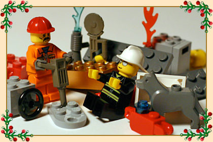 Lego Holiday Nine