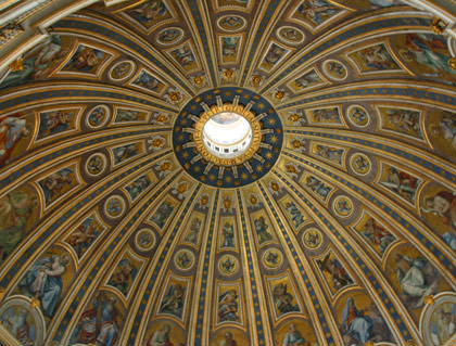 Saint Peter's Dome