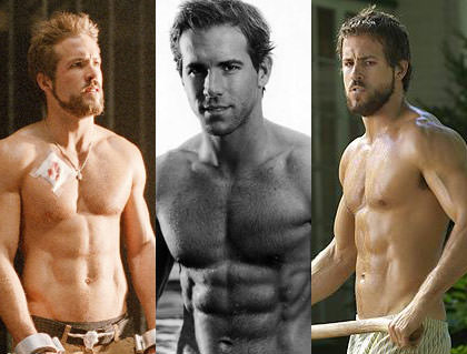 ryan reynolds body blade. because of Ryan Reynolds.