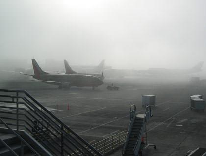 SeaTac Fog