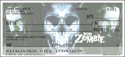 Rob Zombie Checks