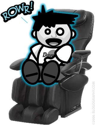 Magic Massage Chair