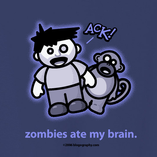 Zombies Ate My Brain