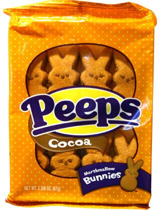 Cocoa Peeps