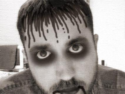 Goth Dave!