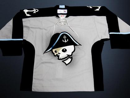 Milwaukee Admirals Away Jersey