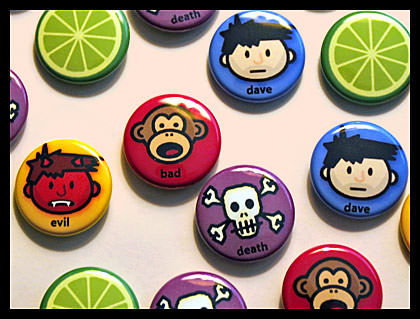 Dave Buttons