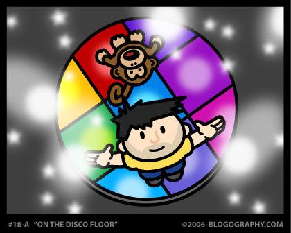 DaveToon Disco