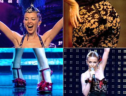 Kylie Showgirl