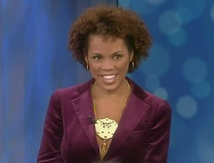 Amy Holmes on The View