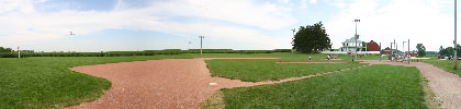 Field of Dreams Pano
