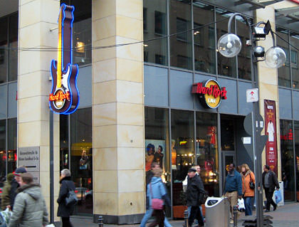 Hard Rock Cologne