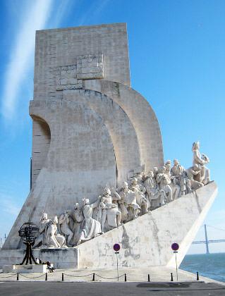 Lisbon Monument
