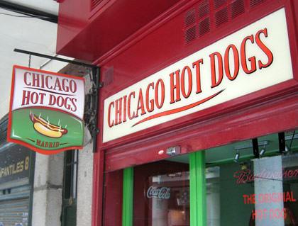 Madrid Chicago Dogs