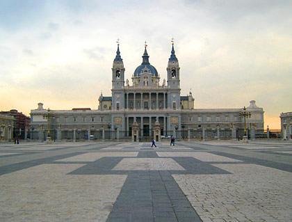 Madrid Palace Reverse