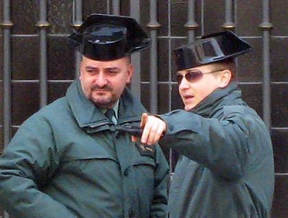 Madrid Plastic Hats