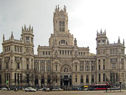 Madrid Plaza de Cibeles
