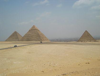 Smoggy Pyramids