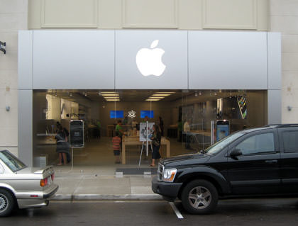 Apple Store Bayshore Town Center