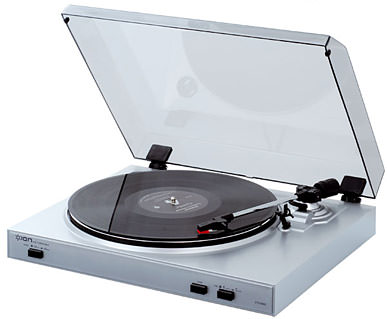 Ion USBTT Turntable