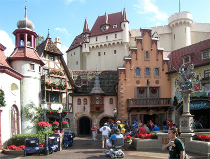 Epcot Germany