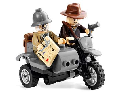 Indy Lego